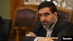 Iran-- Parliament MP from Qom, Ahmad Amirabadi Farahani, undated. File photo