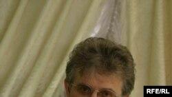 Alexander Titel, art-director of music theater of Stanislavskii and Nemirovich-Danchenko, photo taken by Marina Timasheva, 17 february 2006