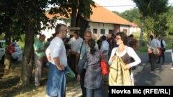 Serbia - Stapari village, Uzice, 26Jul2015