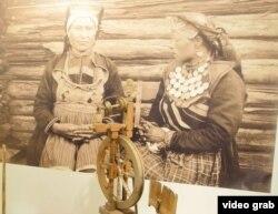 Фотографии с выставки о нагайбаках в Казанском Кремле в 2016 году
