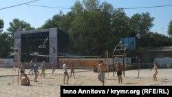 Популярний український чорноморський курорт Затока влітку (архівне фото)