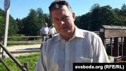 Сяргей Ткачэнка, кіраўнік адміністрацыі Свабоднай эканамічнай зоны «Гроднаінвэст» (архіўнае фота)