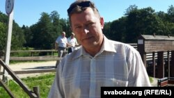Сяргей Ткачэнка, кіраўнік адміністрацыі свабоднай эканамічнай зоны «Гроднаінвэст»