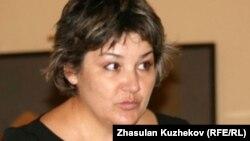 Зульфия Байсакова, председатель правления Союза кризисных центров Казахстана.