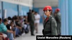 Выборы в «Конституционную ассамблею» Венесуэлы (Каракас, 30 июля 2017 г.)