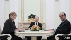 Переговоры в Москве в минувшую пятницу