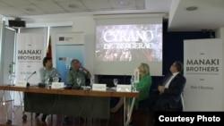 """Прес-конференција на 38. издание на Интернационалниот фестивал на филмска камера """"Браќа Манаки"""""""