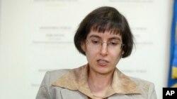 Procuroarea Denisa Cristodor la interviul acordat la București