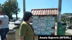 Umrlice, poluprazni kafići i ponovljeni izbori u Novom Pazaru