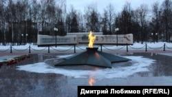 Мемориал павшим в локальных войнах в Йошкар-Оле