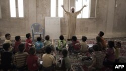 آرشیف، صنف درسی در سوریه