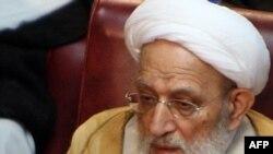 محمدرضا مهدوی کنی، رییس مجلس خبرگان رهبری