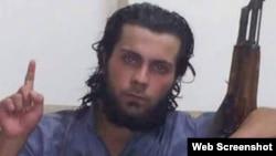 Sosial mediada Ali Sakrdygy aýdylýan adamyň peýda bolan suraty.
