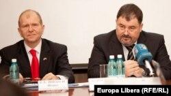 William Moser şi Anatol Salaru
