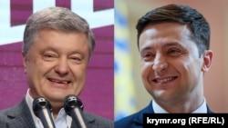 Պետրո Պորոշենկո, Վլադիմիր Զելենսկի