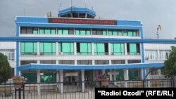 Международный аэропорт в Худжанде