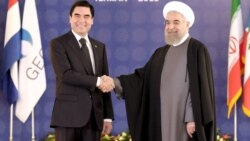 "Eýran Türkmenistana gaýtawul berip, ""Türkmengazy"" Halkara arbitraž suduna berdi"