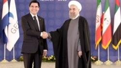 Eýranyň prezidenti Türkmenistana sapar edýär