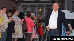 Режиссер Илдар Ягъфәров