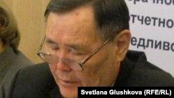 Член Центральной избирательной комиссии Казахстана Марат Сарсембаев.