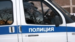 Служебная машина МВД России (архивное фото)