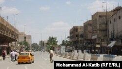احد شوارع مدينة الموصل