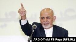 غني وايي، له افغان حکومت پرته هېڅوک د سولې موافقه نشي لاسلیکولای