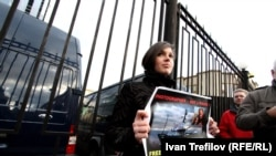 Журналисты в защиту Дениса Синякова