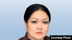 Динара Муканбаева