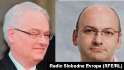 Ivo Josipović i Dejan Jović