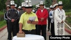"""""""Кыргыз чоролору"""" коомдук бирикмеси 2010-жылы негизделген"""