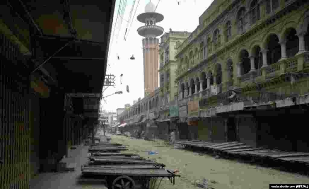 Пакистан: Нападение на Министерство финансов