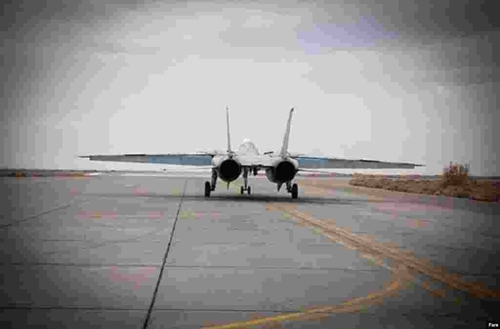 """Beyond the F-14s, Iran has been developing its own combat fighters, based on designs of U.S. aircraft already in its inventory, according to Jane's Defence Weekly. These included the Azarakhsh (Lightning), Saeghe (Thunderbolt), and Simorgh (Phoenix). But Jane's said the Qaher (Conqueror/Omnipotent) F-313 """"stealth fighter"""" proved to be fundamentally flawed and hardly fit for flight, let alone combat."""