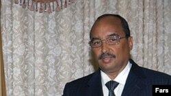 Presidenti i Mauritanisë Mohamed Ould Abd Aziz