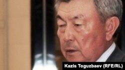 Қазақстан ҰҚК төрағасы Нұртай Әбіқаев. Алматы, 16 маусым 2010 жыл.