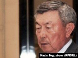 Қазақстанның ҰҚК төрағасы Нұртай Әбіқаев. Алматы, 16 шілде 2010 жыл.