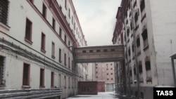 """Следственный изолятор № 1 """"Матросская тишина"""" в Москве"""