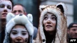 Noyabrın 29-da Londonda, Parisdə iqlim dəyişikliyinə qarşı nümayişlər keçirilib