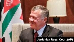 Король Иордании Абдалла ІІ.