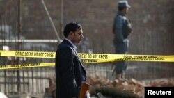 Snage bezbednosti Avganistana na mestu jednog od ranijih bombaških napada
