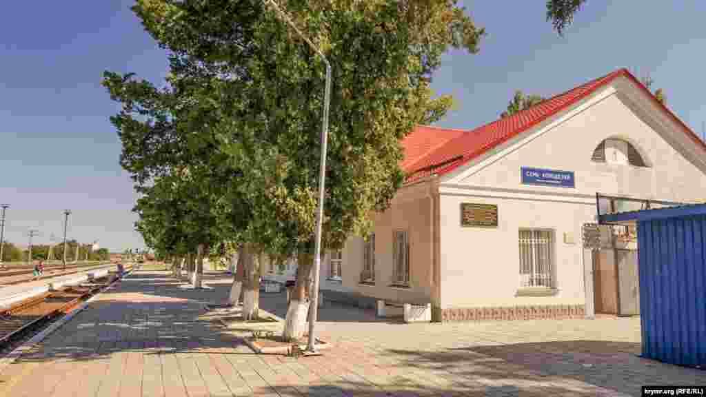 Поселок у Семи Колодцев: Ленино встречает юбилей.23 сентябряпоселок городского типа, что в западной части Керченского полуострова, отметил свое120-летие