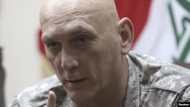 General Ray Odierno (file photo)