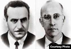 Альфред Саррант и Джоэль Барр