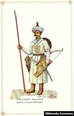 Qızılbaş əsgəri