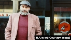 Сергей Довлатов. Нью-Йорк, 1989. Фото Н.Аловерт
