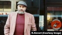 Սերգեյ Դովլաթովը Նյու Յորքում: Հուլիս, 1989 թ.
