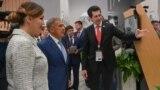 Стенд Республики Татарстана на Петербургском экономическом форуме 24-26 мая 2018 года