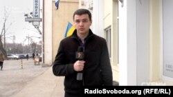 Журналіст програми розслідувань «Схеми» Олександр Чорновалов