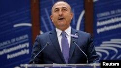 Թուրքիայի արտգործնախարար Մևլութ Չավուշօղլու, արխիվ