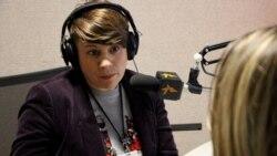 Liliana Barbăroșie în dialog cu ministra justiției Olesea Stamate